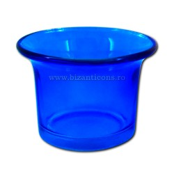 The 39-2Ab glasses, lamp - small-Blue-210/box