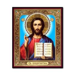 The wood - the Savior of the Kazan 15x18 cm.