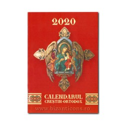 Calendar 2020 - carte A6