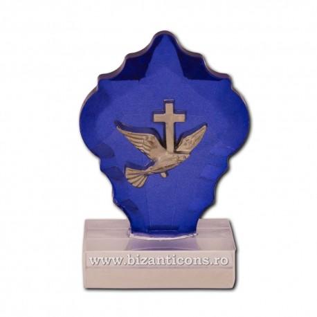 31-47B cristal albastru - porumbel metal 480/bax