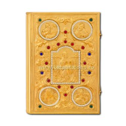 EVANGELIE large stones - gold SF304-14