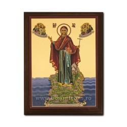 1830-019 Icoana fond auriu 19,5x26,5 - MD Athos