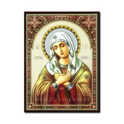 Icon on wood, Mother of God Umilenie 30x40 cm.