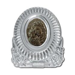 С 31 по 45 хрусталь, значок, металл, серебро до 300/коробка