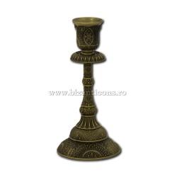 52-157Br sfesnic 1 brat - 16,5x8cm metal bronz 2/set 96/bax