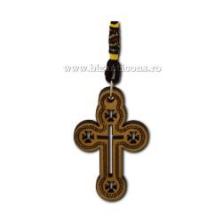 50-137 medallion of the self-cross wood-12/set