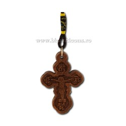 50-140 medallion of the self-cross wood-12/set