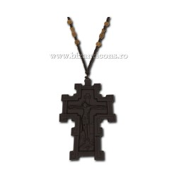 24-221N cruce lemn negru mare 7x10 12/set