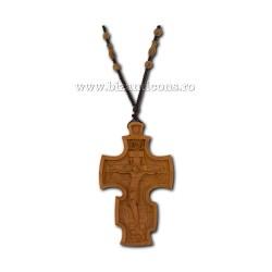 24-224G cruce lemn natur mare 5,5x10 12/set