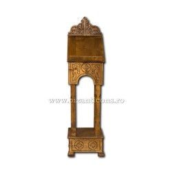 The ICONOSTASIS is wood - carved - small-T15-800