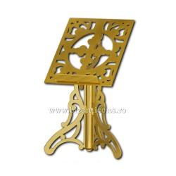 Suport carte - bronz aurit X46-375 / 35-203