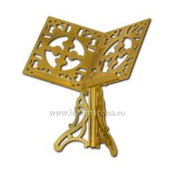 Suport carte - bronz aurit X46-376 / 35-204