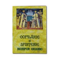 Copilarie si sfintenie - Nichifor Crainic