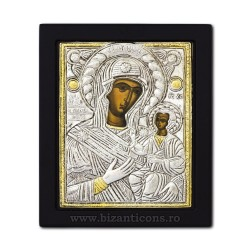 The icon with silvered 19x26, MD Pantanasa K104Ag-104