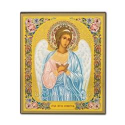 Икона на дереве - Св. Ангела 15x18 см
