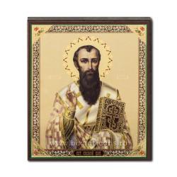 1852-719 Icoana ruseasca mdf 10x12 Sf Vasile