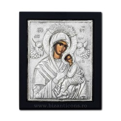 Icoana argintata 23x28 MD Amolintos - Neintinata K105Ag-008