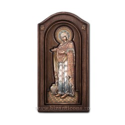 Icoana relief 20x39cm MD Gerontissa BG-64