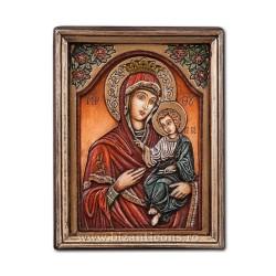Icoana relief 13x16cm MD Odighitria BG-83