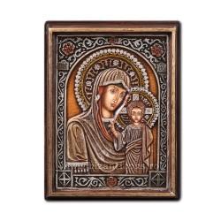 Icoana relief 11x15cm MD Kazan BG-85