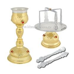 Sfinte Vase - Aurite + pietre
