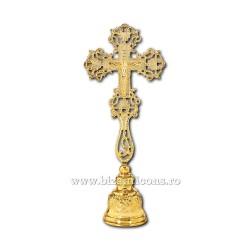 Cruce Binecuvantare - Aurita cu baza fixa 29 cm