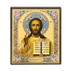 1883-81 το Εικονίδιο στο ρωσικά, 3D mdf, 10x12 Μου στο Καζάν.