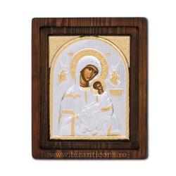 ICOANA lemn 16,5x20 - MD Amolintos - Neintinata BPR4-008