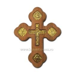 8-62 cruce lemn perete - Rastignirea metal - 1,7x14,5x19cm