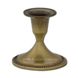 52-152BR sfesnic metal bronz - 1 brat 6,5x6,5cm 120x2 set/bax