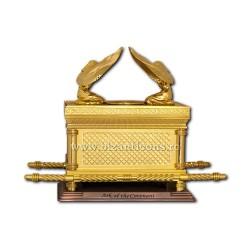 Chivotul legii - mare - metal auriu - 51x23x390cm D 104-4