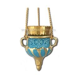 121-31-3 Candela ceramica lant - Bleo