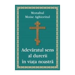 Adevaratul sens al durerii in viata noastra - Monahul Moise Aghioritul