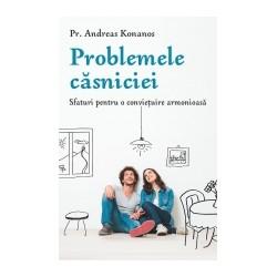 71-1170 Problemele casniciei. Sfaturi pentru o convietuire armonioasa - Pr Andreas Konanos