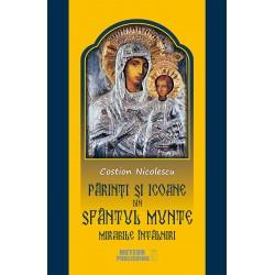 71-1022 Parinti si Icoane din Sf. Munte - Costion Nicolescu