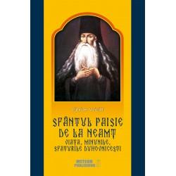 71-1040 Sfantul Paisie de la Neamt - Ciprian Viocila