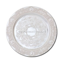 52-48Ag disc argintiu 25cm