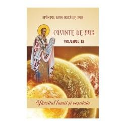 71-1208 Cuvinte de aur vol IX. Sfarsitul lumii si vesnicia