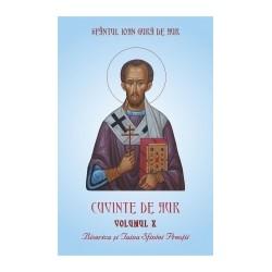 71-1213 Cuvinte de aur vol X. Biserica si Taina Sfintei Preotii