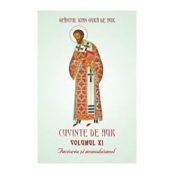 71-1214 Cuvinte de aur vol XI. Fecioria si monahismul