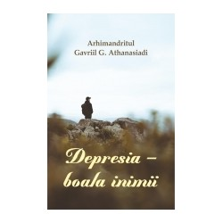 71-1218 Depresia – boala inimii - Arhimandritul Gavriil G. Athanasiadi