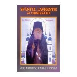 71-1243 Sfantul Lavrentie al Cervnigovului - Viata, invataturile, minunile si acatistul