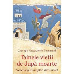 71-1256 Tainele vietii de dupa moarte - G. A. Znamenski
