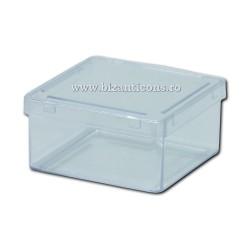 68-5 cutie plastic 6x6x3 - 260cutii/sac 1040capac/sac pt. 30 grame