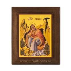 1828-015 Icoana fond auriu 11x13 - Sf Ilie