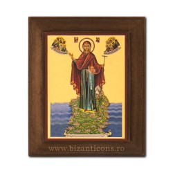 1828-019 Icoana fond auriu 11x13 - MD Athos