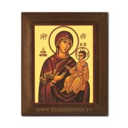 1828-508 Icoana fond auriu 11x13 - MD Psihocotera