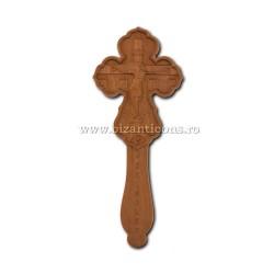 6-361 Cruce Bin. lemn sculptat 1 fata 1,5x9,5x23cm