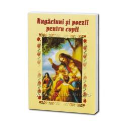 71-180 Rugaciuni si poezii pentru copii 288 pg
