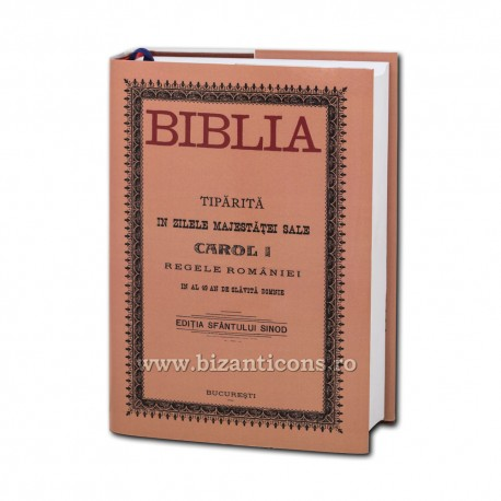 71-176 BIBLIA editia 1914